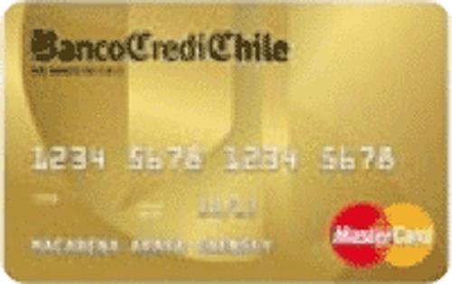 MasterCard Universal Banco CrediChile - Tarjeta de Crédito