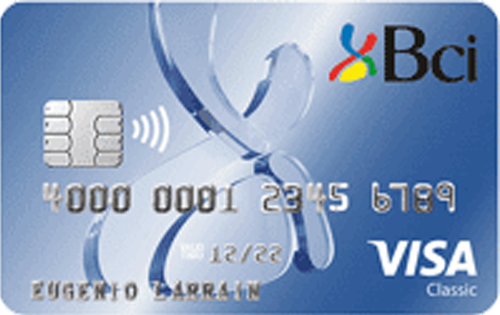 Bci Visa Classic - Tarjeta de Crédito