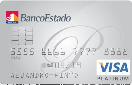 Visa Platinum BancoEstado